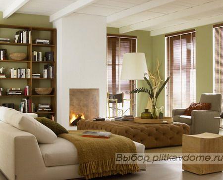 Дизайн интерьера зала в квартирах