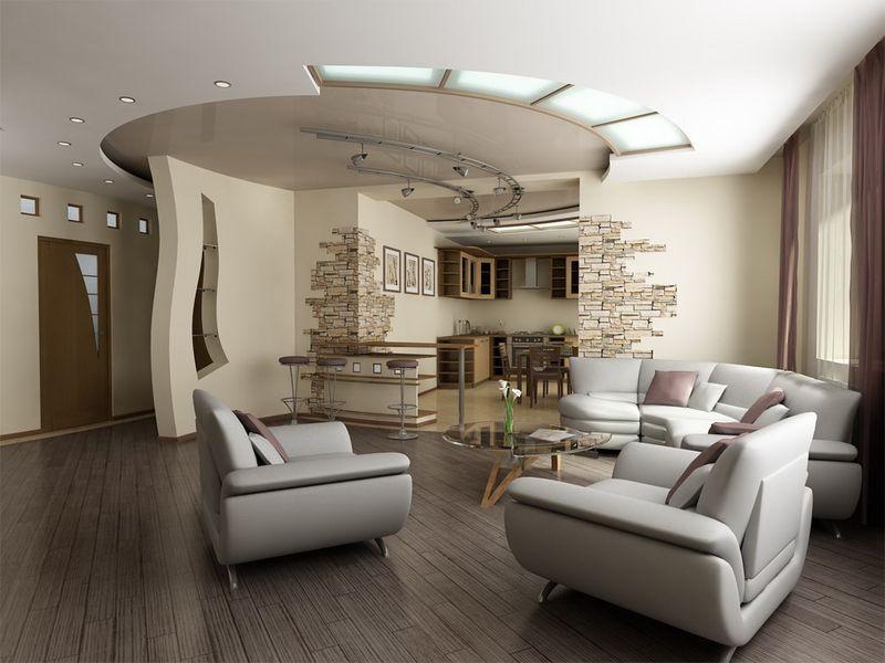 фото интерьера коридора в частном доме