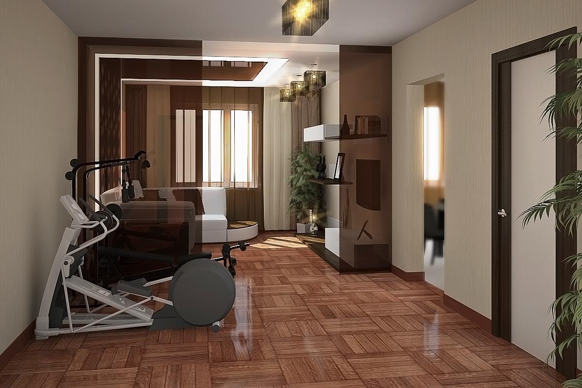 Дизайн спальни 3х5