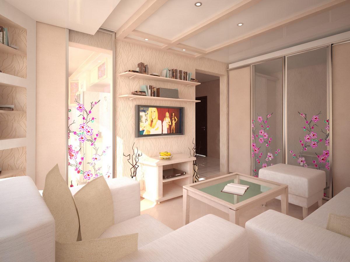 Дизайн зала фото со статьями